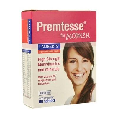 LAMBERTS PREMTESSE 60 TABLETAS