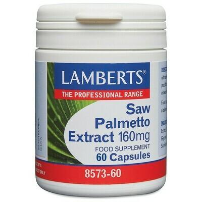 LAMBERTS SAW PALMETTO 120CAPS