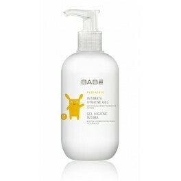 BABE GEL PEDIATRICO HIGIENE INTIMA 200 ML