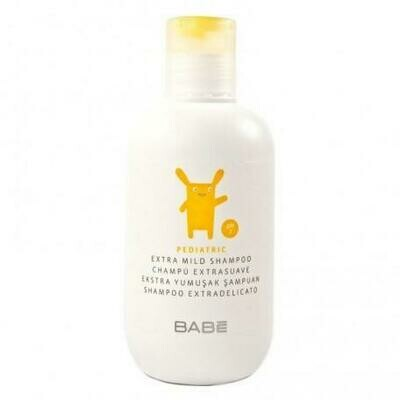 BABE PEDIATRIC CHAMPU EXTRASUAVE BEBE 200 ML