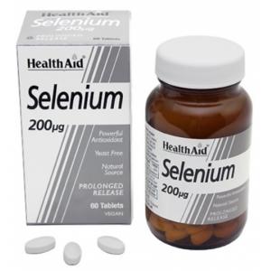 HEALTH AID  SELENIUM 200