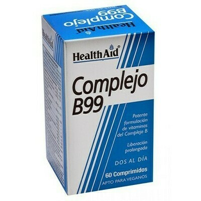 HEALTH AID COMPLEJO B99 60 COMP