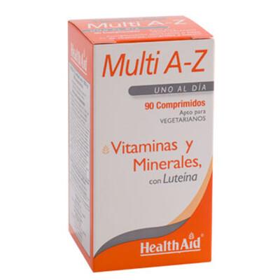 HEALTH AID MULTI A-Z
