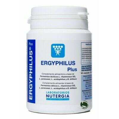 ERGYPHILUS PLUS 60 CAPS NUTERGIA