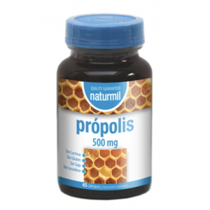 NATURMIL PROPOLIS 500MG 45 CAP