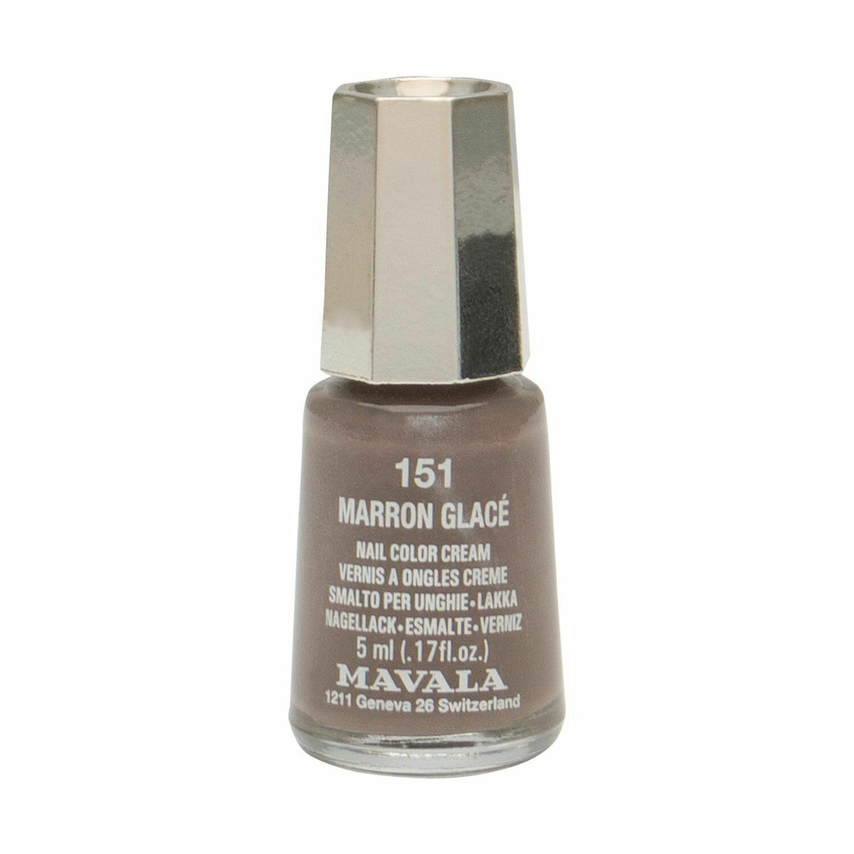 MAVALA MARRON GLACE 151