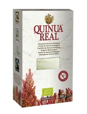 LA FINESTRA HARINA DE QUINUA REAL 350G