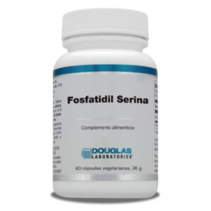 DOUGLAS FOSFATIDIL SERINA 60 CAPS