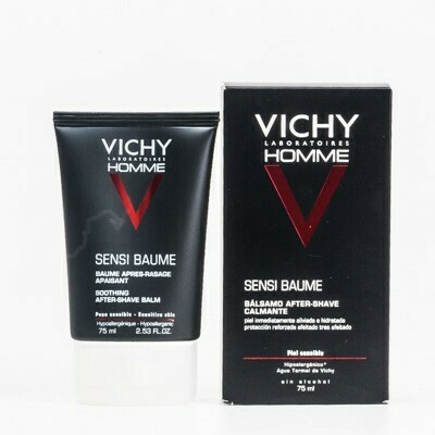 VICHY HOMME BALSAMO CA CONFORT PIEL SENSIBLE 75 ML