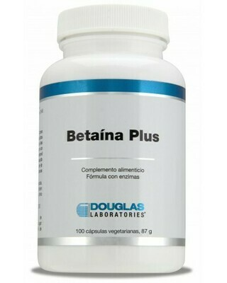 DOUGLAS BETAINA PLUS 100 CAPS