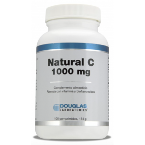 DOUGLAS NATURAL C 1000 MG 100 COMP