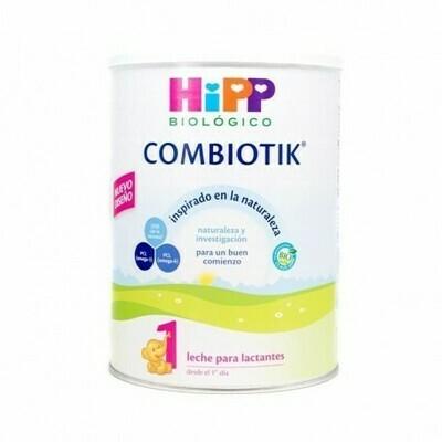 LECHE PARA LACTANTES HIPP COMBIOTIK 1 800 G