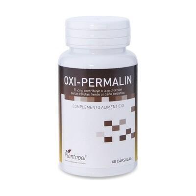 PLANTAPOL OXI-PERMALIN 60 CAPSULAS