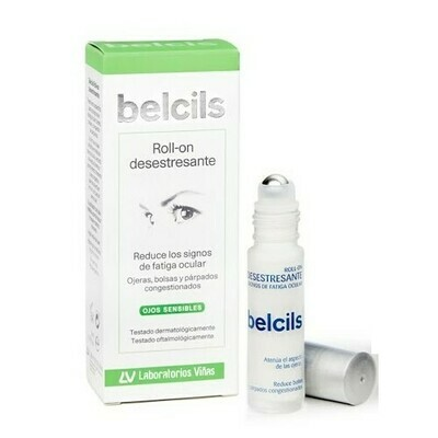 BELCILS ROLL-ON DESESTRESANTE OJOS 8 ML
