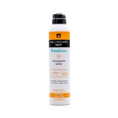 HELIOCARE 360º SPF 50  PEDIATRICS SPRAY PROTECTOR 200 ML