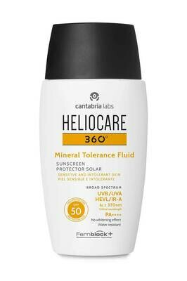 HELIOCARE 360º SPF 50 MINERAL TOLERANCE FLUID PR 50 ML