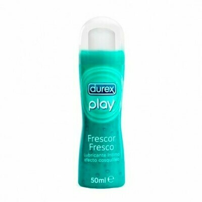 DUREX PLAY FRESCOR  PLEASURE GEL LUBRICANTE HIDRO 50 ML