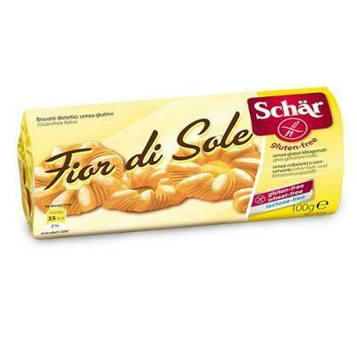 SCHAR FIOR DI SOLE (GALLETAS) 100GR