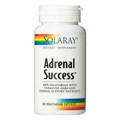 SOLARAY  ADRENAL SUCCES 60 CAPS