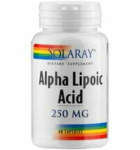 SOLARAY ACID ALPHA LIPOIC