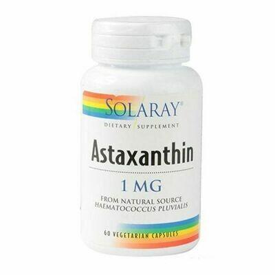 SOLARAY ASTAXANTHIN 10MG 30 COMP