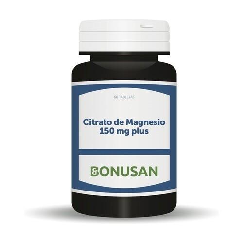 BONUSAN CITRATO DE MAGNSIO 150 MG