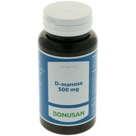BONUSAN D-MANOSA 500 MG 120 TABLETAS