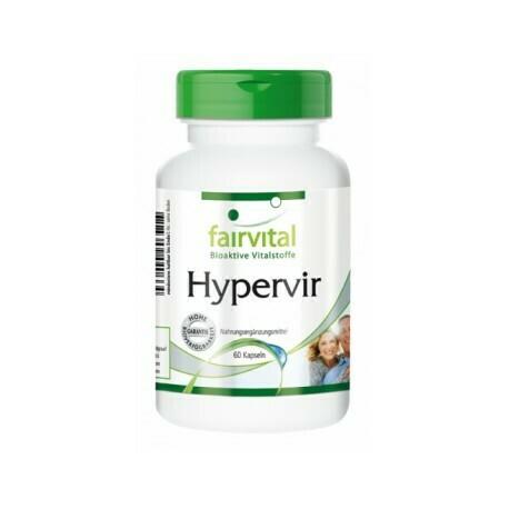 FAIRVITAL HYPERVIR 60 CAPS