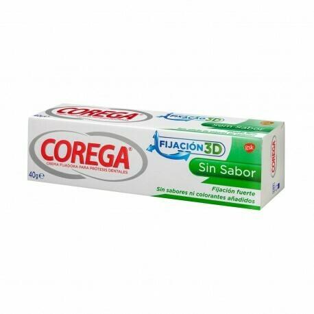 COREGA CREMA EXTRA FUERTE SIN SABOR ADHESIVO PRO 40 ML