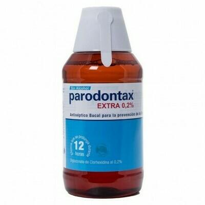 PARODONTAX EXTRA COLUTORIO SIN ALCOHOL 300 ML