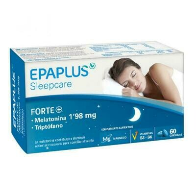EPAPLUS MELATONINA FORTE 1.98 MG 60 CAPS