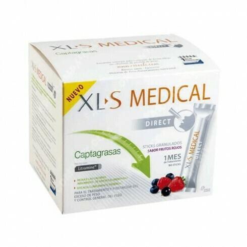 XLS MEDICAL ORIGINAL CAPTAGRASAS NUDGE 90 STICKS