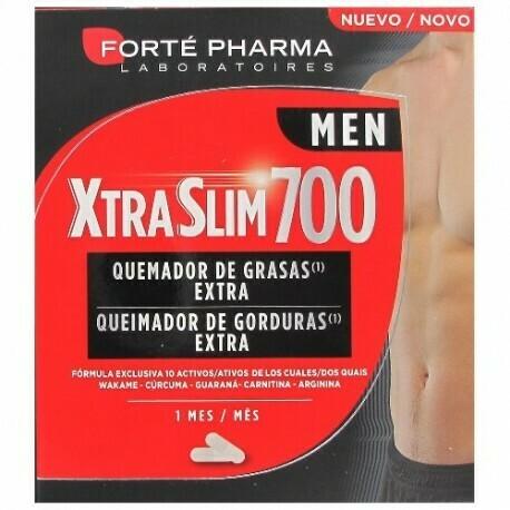 XTRASLIM 700 MEN 120 CAPSULAS