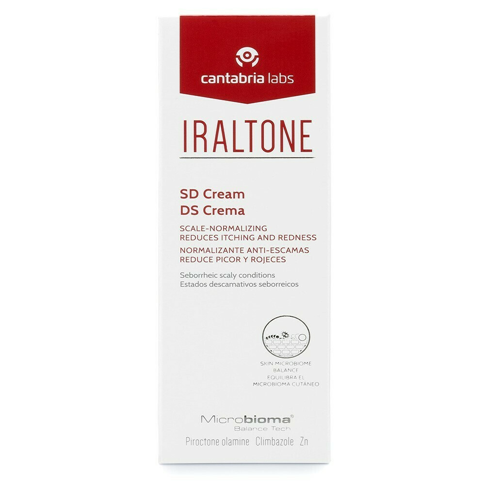 IRALTONE DS CREMA NORMALIZANTE ANTI-ESCAMAS REDU 30 ML