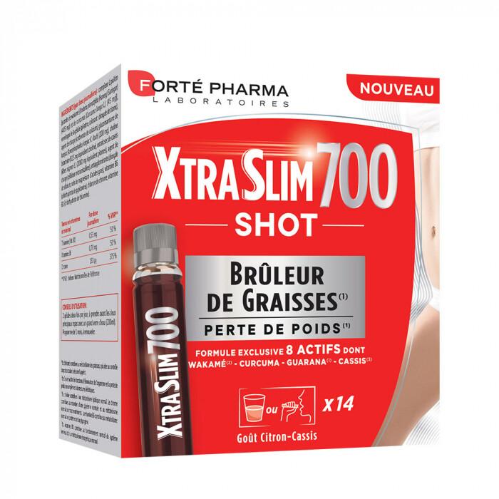 XTRASLIM 700 SHOTS 14 SHOTS