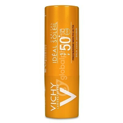 CAPITAL SOLEIL SPF 50  STICK ZONAS SENSIBLES 9 G
