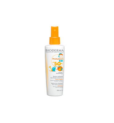 PHOTODERM KID SPF 50  SPRAY ESPECIFICO NIÑOS BIO 200 ML