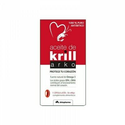 ACEITE DE KRILL ARKO 15 CAPS