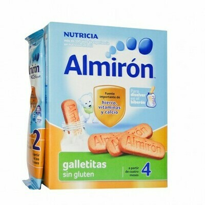 ALMIRON GALLETITAS ADVANCE PACK SIN GLUTEN 250 G