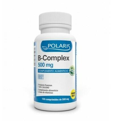 POLARIS B COMPLEX 500 MG 150 COMP