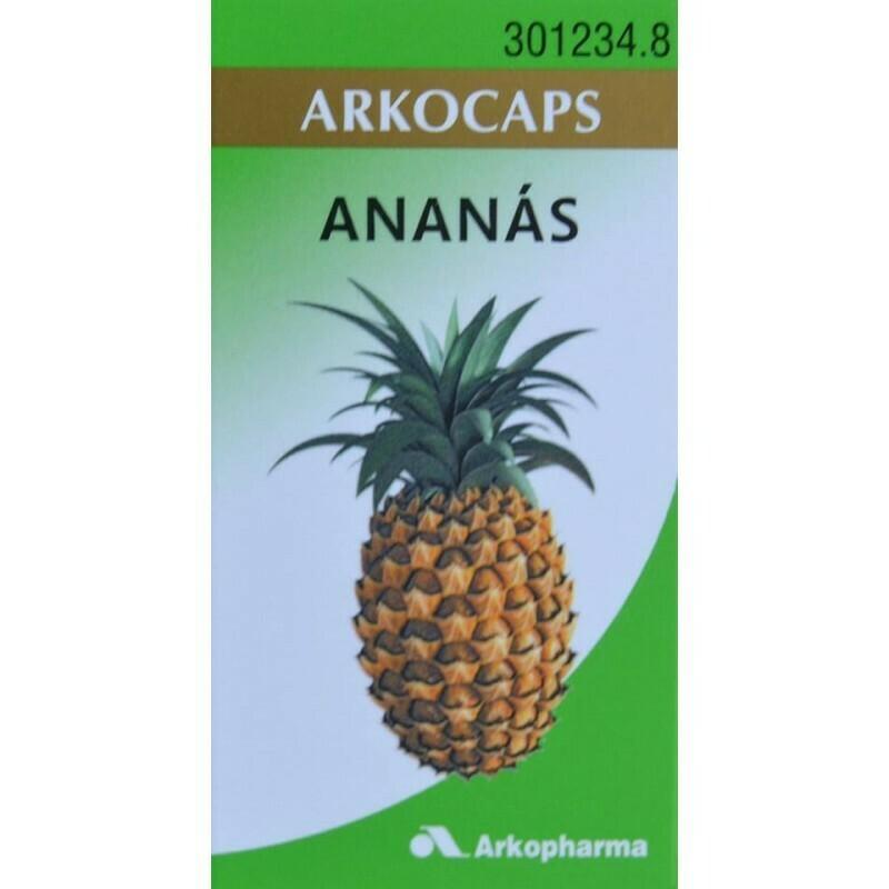 ANANAS ARKOPHARMA 48 CAPS