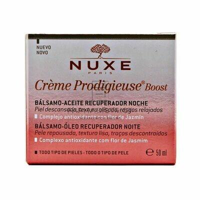 NUXE CREME PRODIGIEUSE BOOST BALSAMO ACEITE NOCHE 50 ML