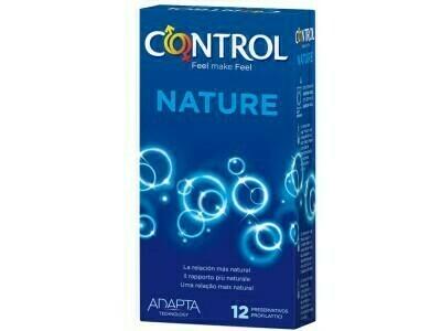 CONTROL ADAPTA NATURE PRESERVATIVOS 12 U