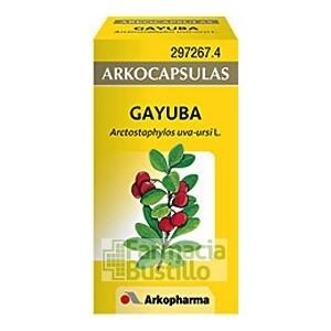 GAYUBA ARKOCAPSULAS 270 MG 50 CAPSULAS
