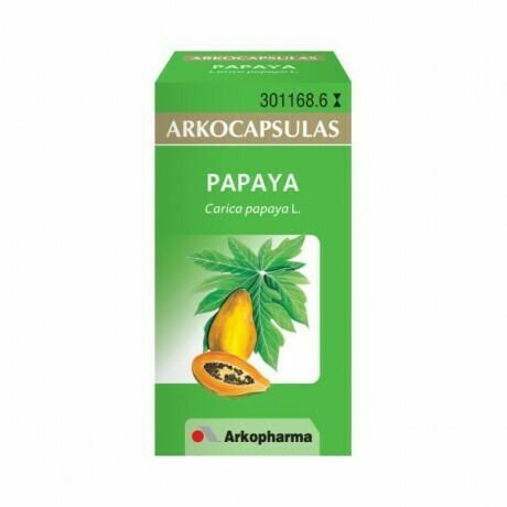 PAPAYA ARKOPHARMA 50 CAPS