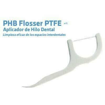 PHB APLICADOR HILO FLOSSER PTFE 30 U