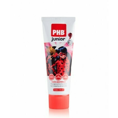 PHB JUNIOR PASTA DENTAL FRESA 75 ML