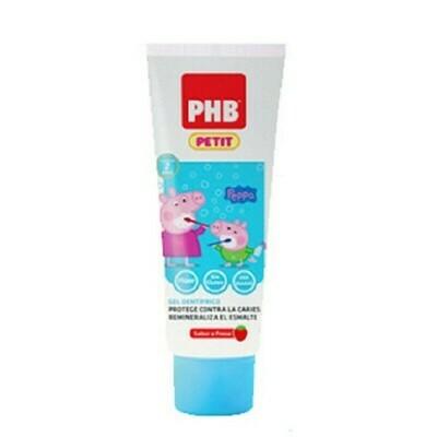 PHB PETIT GEL DENTIFRICO INFANTIL 75 ML