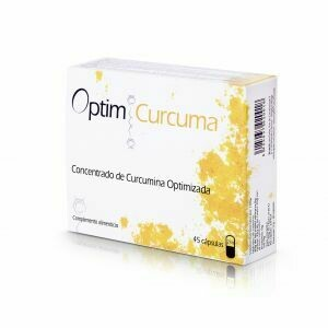 OPTIM CURCUMA CAPSULAS 45 CAPS