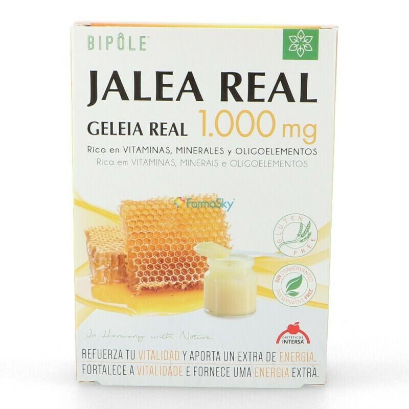 JALEA FRESCA 1000 MG 20 AMP BIPOLE INTERSA